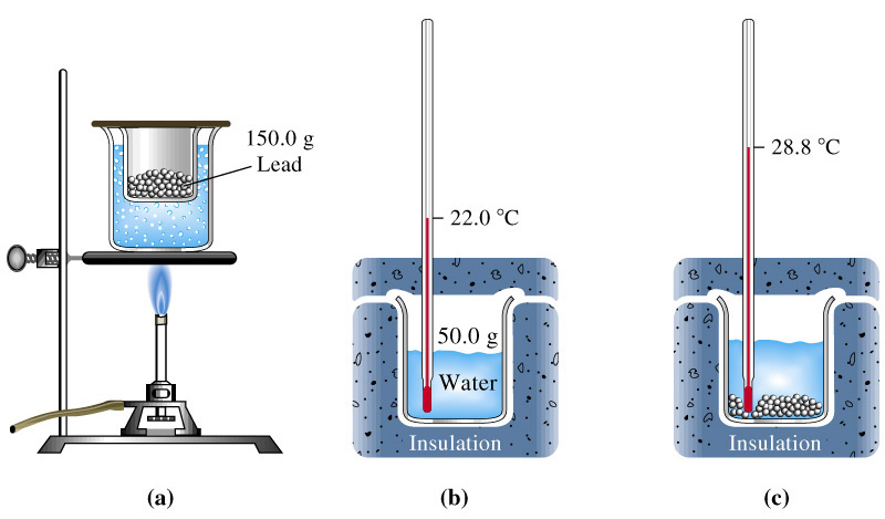 specific heat experiment of stainless steel Hi, i have decided for my advanced level coursework to investigate whether the specific heat capacity of a few metals affects their resistivity in any.